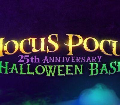 Hocus Pocus 25th Anniversary Halloween Bash online
