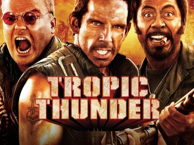 watch Tropic Thunder streaming