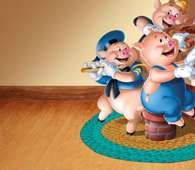 Three Little Pigs online