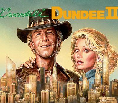 Crocodile Dundee II online