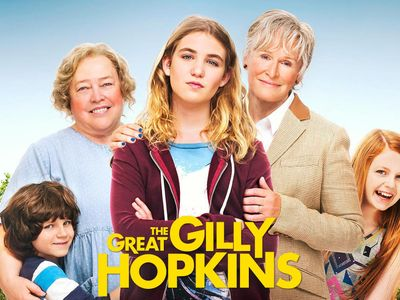 watch The Great Gilly Hopkins streaming