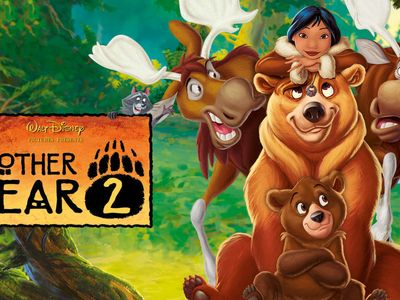 watch Brother Bear 2 streaming