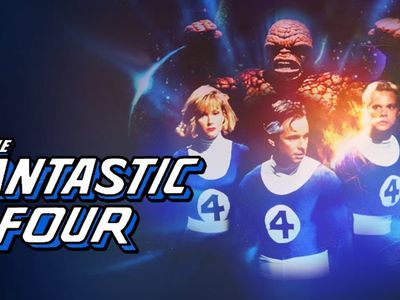watch The Fantastic Four streaming