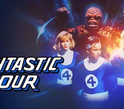 The Fantastic Four online