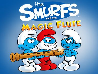 watch The Smurfs and the Magic Flute streaming