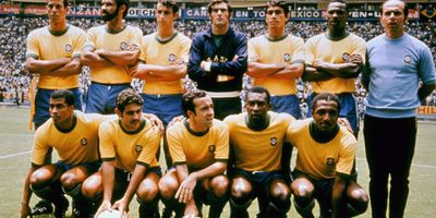 1970 FIFA World Cup Official Film: The World at Their Feet STREAMING