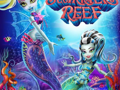 watch Monster High: Great Scarrier Reef streaming