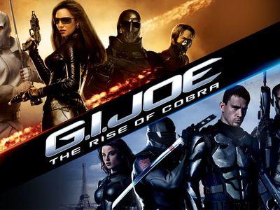 watch G.I. Joe: The Rise of Cobra streaming