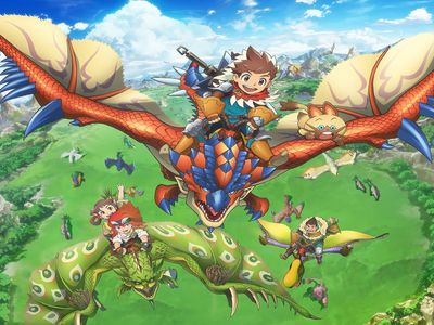 watch Monster Hunter Stories: Ride On streaming