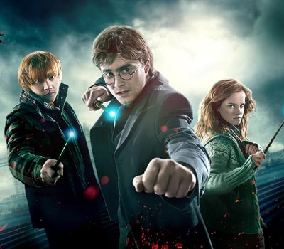 Harry Potter and the Deathly Hallows: Part 1 online