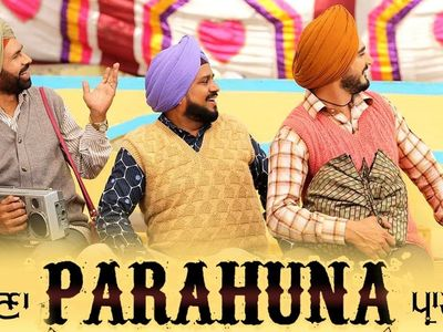 watch Parahuna streaming