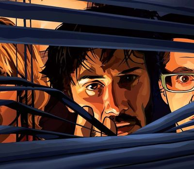 A Scanner Darkly online