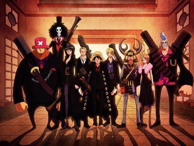 watch One Piece Film: Strong World streaming