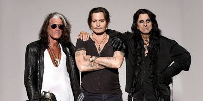 Hollywood Vampires Live at Hellfest 2018 STREAMING