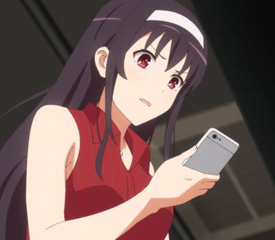 Saekano: How to Raise a Boring Girlfriend Fine online