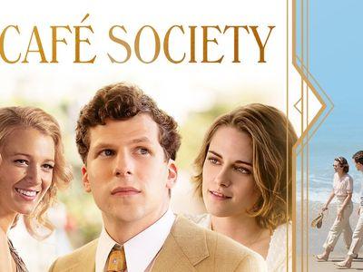 watch Café Society streaming