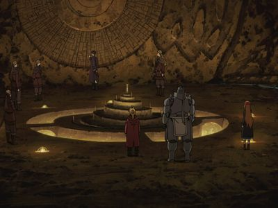 watch Fullmetal Alchemist The Movie: The Sacred Star of Milos streaming