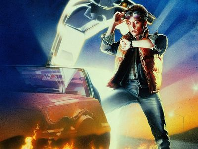 watch Back to the Future streaming