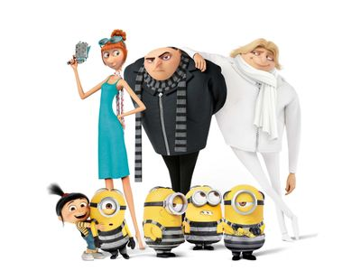 watch Despicable Me 3 streaming