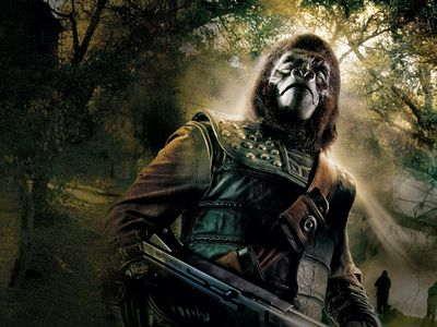 watch Battle for the Planet of the Apes streaming