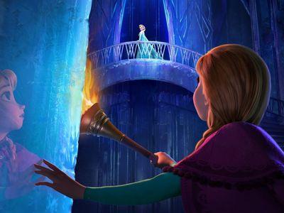 watch Frozen streaming