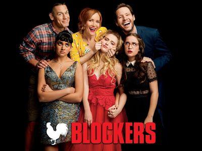 watch Blockers streaming