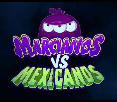 Martians vs Mexicans online