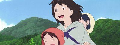 Les Enfants loups, Ame & Yuki online