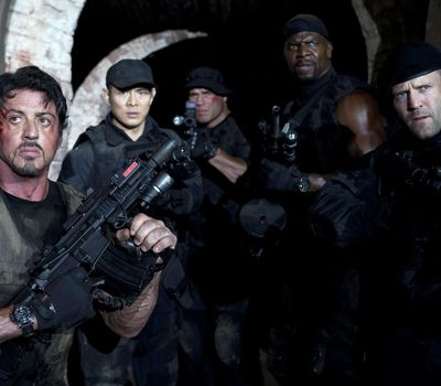 The Expendables online