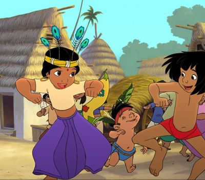 The Jungle Book 2 online