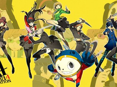 watch Persona 4 The Golden Animation streaming