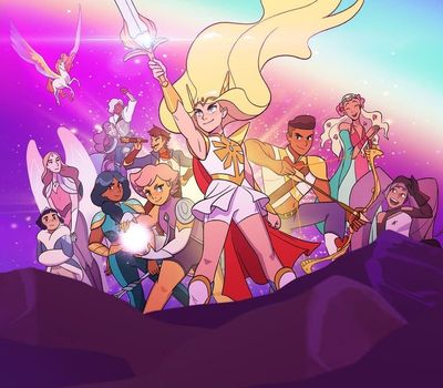 She-Ra and the Princesses of Power online