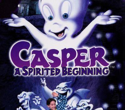 Casper: A Spirited Beginning online