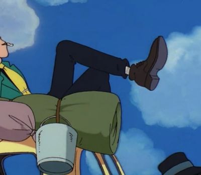 Lupin the Third: The Castle of Cagliostro online