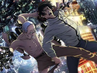 watch Inuyashiki: Last Hero streaming