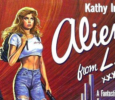 Alien from L.A. online