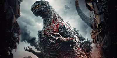 Godzilla: Resurgence STREAMING