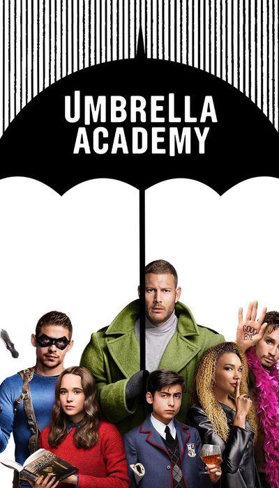 Umbrella Academy movie