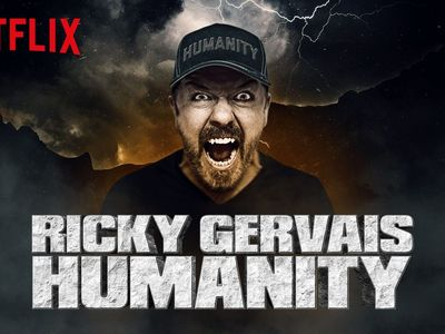 watch Ricky Gervais: Humanity streaming