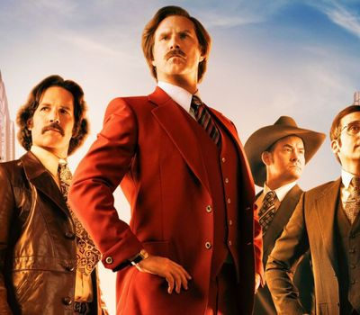 Anchorman 2: The Legend Continues online