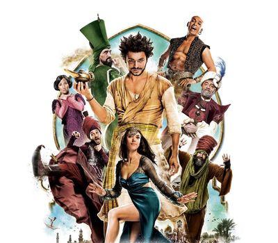 The New Adventures of Aladdin online