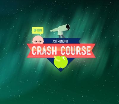 Crash Course Astronomy online