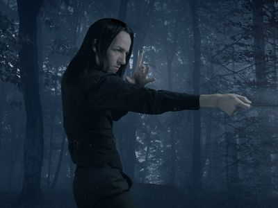 watch Severus Snape and the Marauders streaming