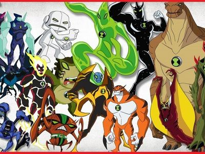watch Ben 10: Alien Force streaming