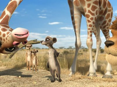watch Animals United streaming