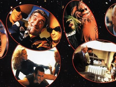 watch 2001: A Space Travesty streaming