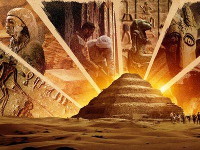 watch Secrets of the Saqqara Tomb streaming