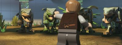 LEGO Jurassic World: L'expo Secrète online