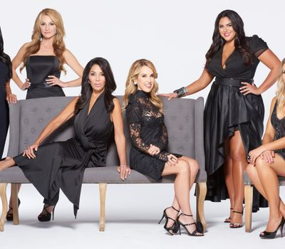 The Real Housewives of Toronto online