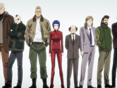 watch Ghost in the Shell Arise - Border 2: Ghost Whispers streaming